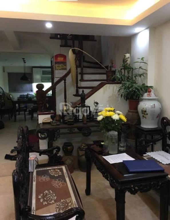 Bán nhà riêng phố Kim Mã, Ba Đình ô tô qua nhà giá 9,7 tỷ