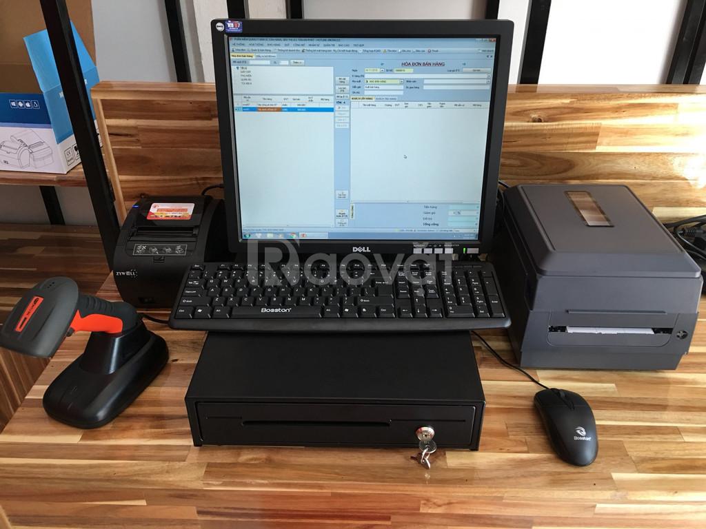 Thanh lý máy tính tiền cho shop, tạp hóa tại Buôn Ma Thuật chính hãng