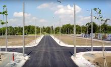 Bán lỗ đất 2 mặt tiền Khu công nghiệp Thuận Đạo Bến Lức chỉ 1 tỷ 100