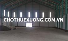 Cho thuê nhà xưởng tại Hà Nội Phú Minh Phú Diễn DT 1405m2