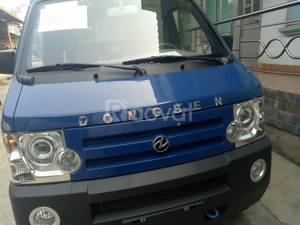 Bán xe Dongben DB1021, có hỗ trợ trả góp