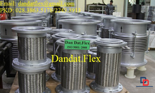 Gia công TB CN: Ống mềm inox, khớp chống rung inox, khớp nối mềm inox