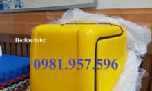 Thùng chở hàng, thùng giao hàng, Thùng ship hàng sau xe máy Hà Nội