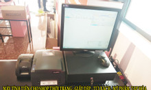 Bán trọn bộ phần mềm tính tiền và thiết bị cho shop tại Sóc Trăng