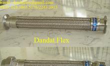 Khớp nối mềm inox nối bích, khớp nối mềm nối ren, ống mềm công nghiệp