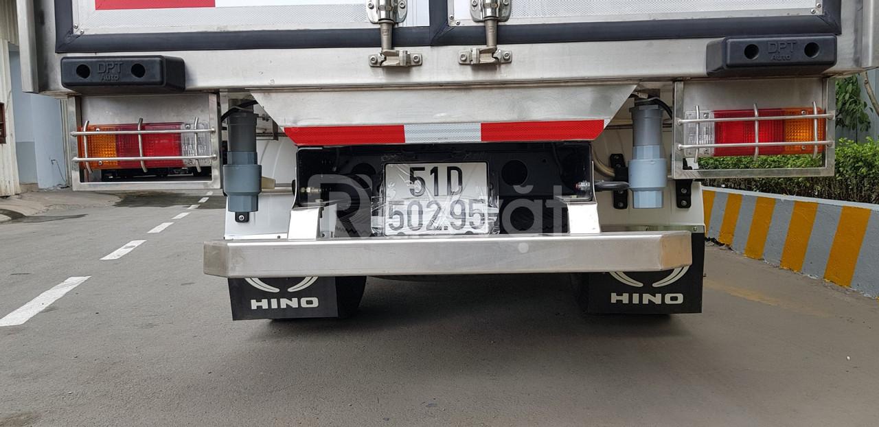 Xe Đông Lạnh Hino 1.5 Tấn XZU650L