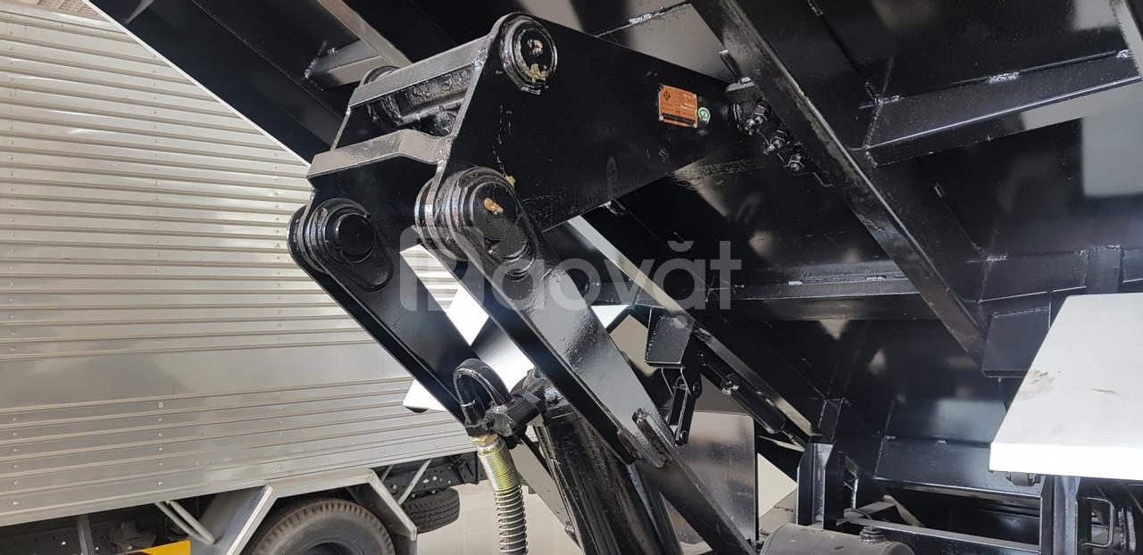 Xe Ben Hino Dutro 3T5 thùng 3 khối