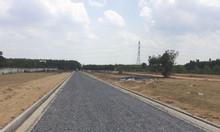 Sổ hồng, bán 2 sào đất trung tâm xã Tân Hiệp, đường bê tông 8m.