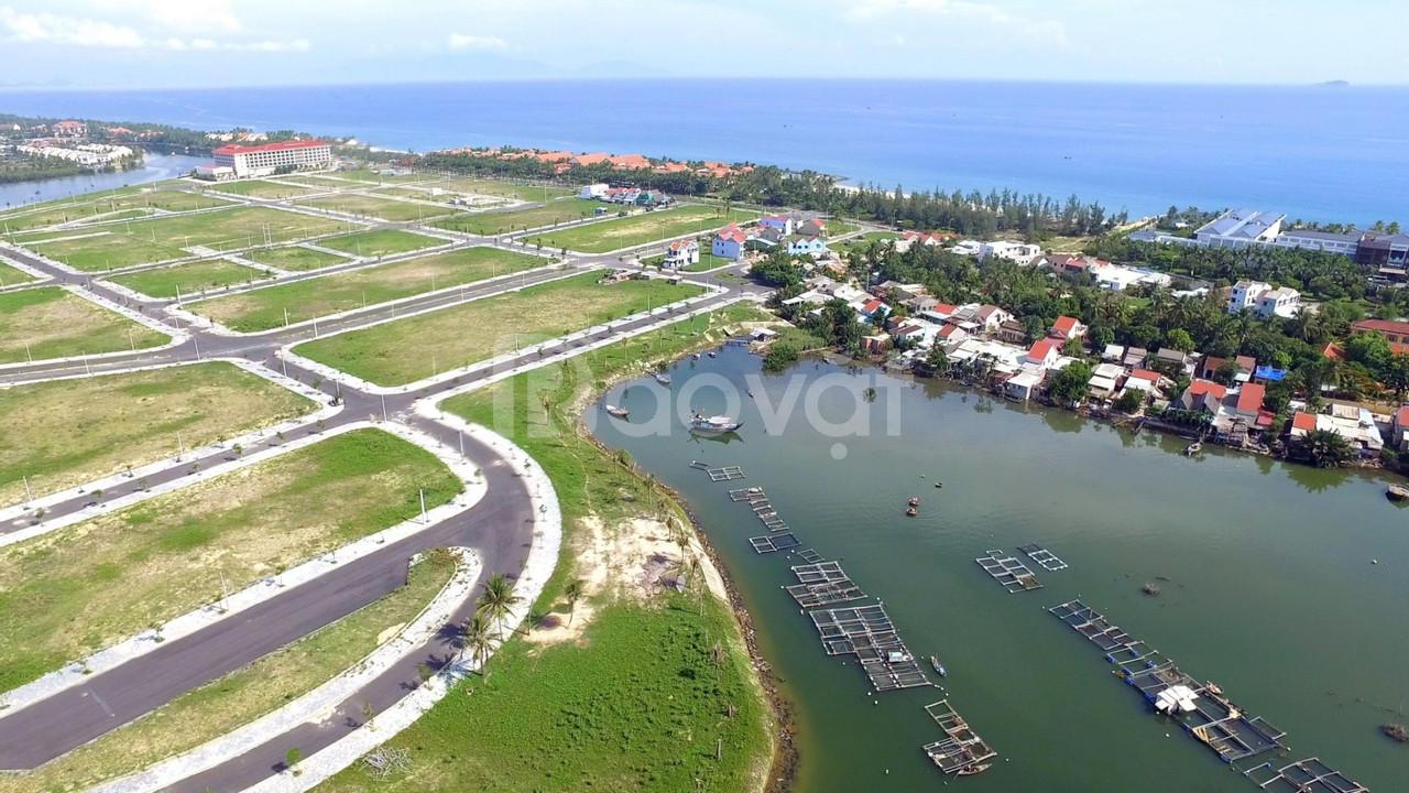 Bán đất biệt thự nghỉ dưỡng ven biển Hội An cạnh khách sạn Mường Thanh