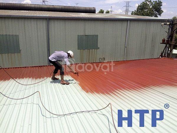 Sơn chống nóng mái tôn, tường đứng chất lượng, giá tốt