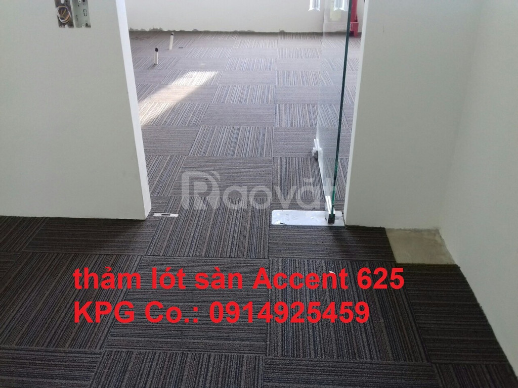 Chuyên thi công thảm lót sàn văn phòng giá cả cạnh tranh