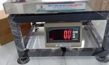 Cân điện tử bàn ghế ngồi đế trụ 60kg/500kg