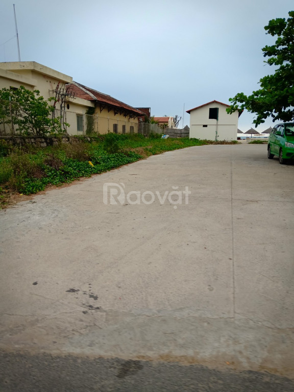 Bán lô đất ven biển cạnh KS Mường Thanh Hội An, giá 31tr/m2