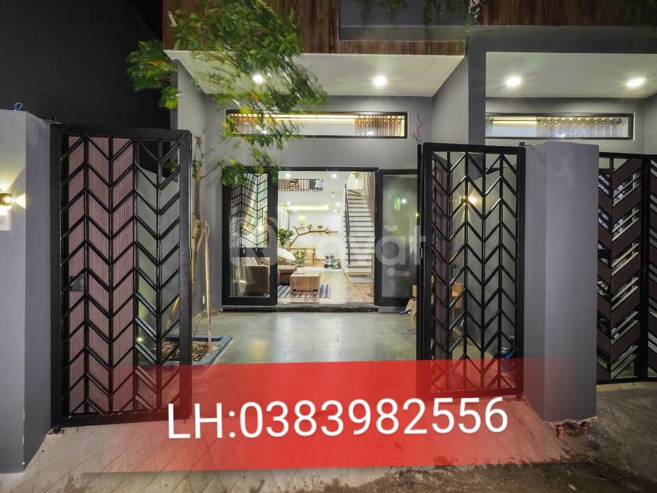 Chào bán căn nhà kiệt 282 Hà Huy Tập