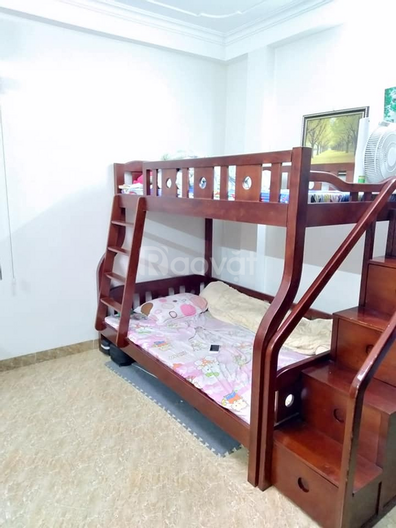Sở hữu nhà mới đẹp 5 tầng 30m gần đường ô tô phố Khâm Thiên.