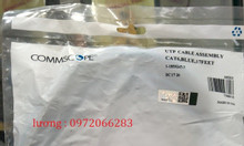 Patch Cord Commscope Cat6 5m mã 1-1859247-5