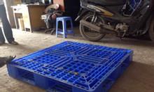 Pallet nhựa giá cạnh tranh, free vận chuyển với số lượng lớn