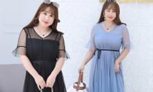 Shop váy đầm công sở nữ big size tại TPHCM - Big size HT-Fashion
