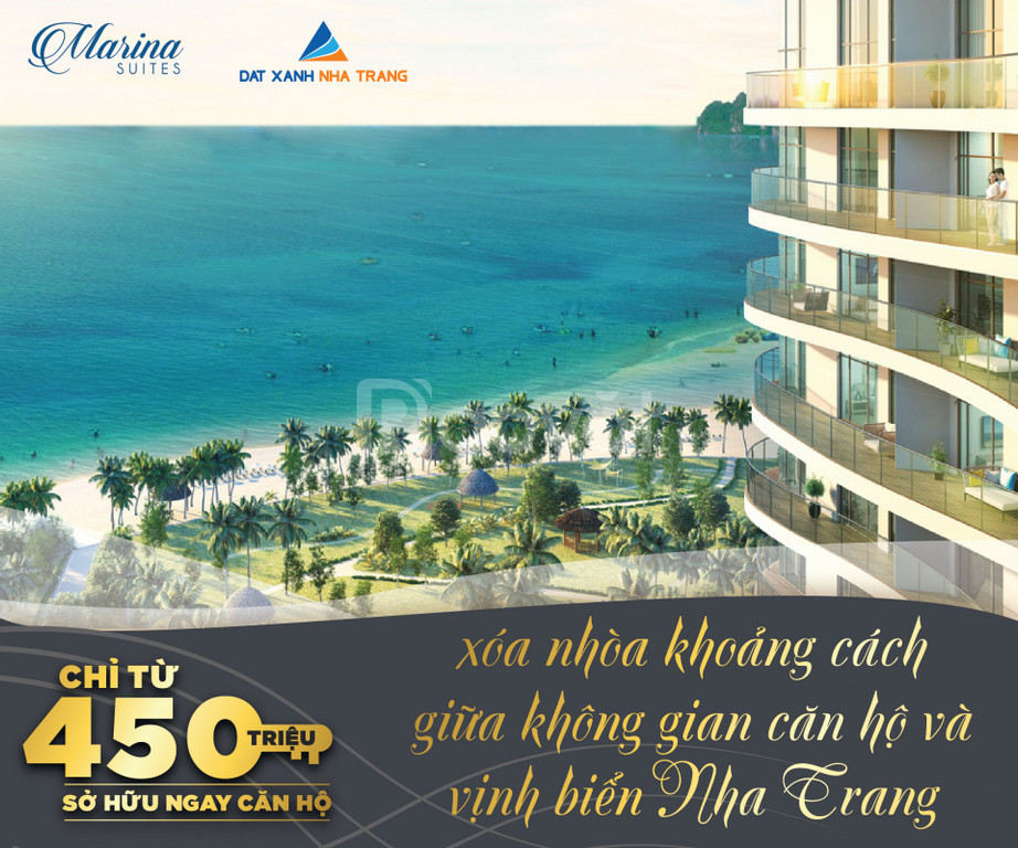 Marina Suites Nha Trang, sở hữu căn hộ biển chỉ từ 75tr (ảnh 5)