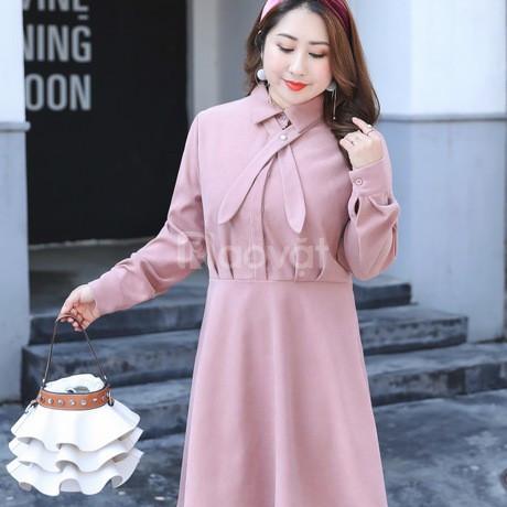 Váy đầm dự tiệc big size - Shop big size HT-Fashion