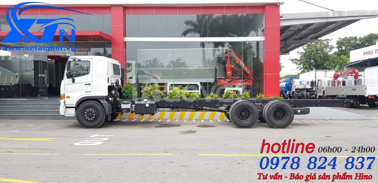 Xe tải Hino 15 tấn FL thùng dài 7m7 - 9m4