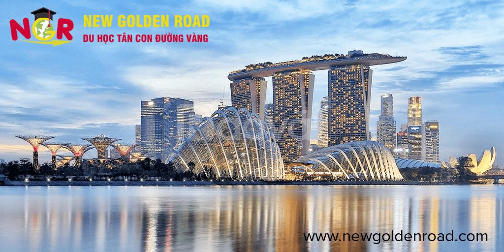 Du học Singapore tại du học New Golden Road