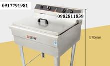 Bếp chiên nhúng dùng điện dung tích 50l SDFD245
