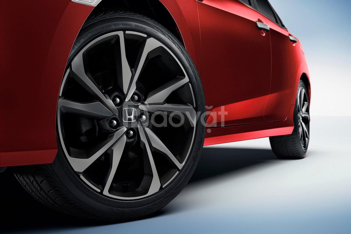 Honda Civic 2019 nhập khẩu giá từ