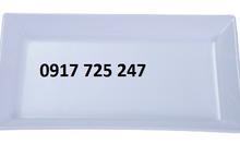Khay nhựa melamine KHB1 KT: 40 x 27 x 4 cm