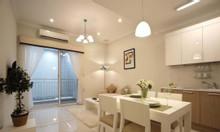 Căn hộ xanh 4 mặt tiền kiến trúc Hàn Quốc full nội thất