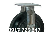 Bánh xe đẩy H8*3C đường kính 200mm