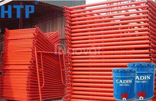 Chuyên cung cấp các sản phẩm sơn phủ màu cho sắt thép mạ kẽm tốt