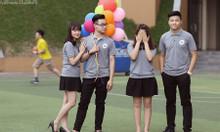 Áo thun đồng phục, áo nhóm, áo lớp, áo sự kiện tại TPHCM