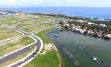 Cần bán lô đất biệt thự 400m2 đường 25m ven biển Hội An