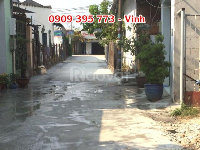 Đất 5x21 = 104m2 giá 2,75tỷ (26,5tr/m2) sổ riêng, đường An Phú Đông