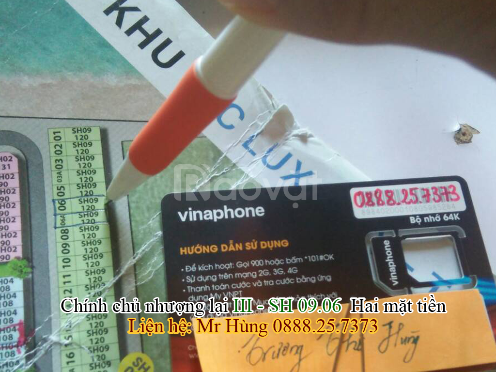 Bán Shophouse 2 mặt tiền FLC Quảng Bình, view KS 5 sao
