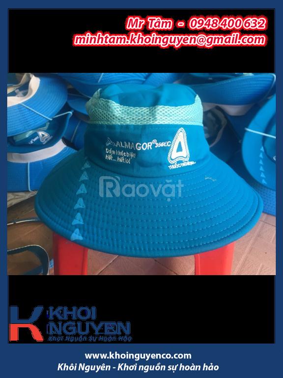 Xưởng may nón giá rẻ - cơ sở may chuyên nghiệp