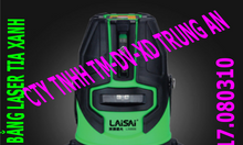 Máy cân bằng laser tia xanh Laisai