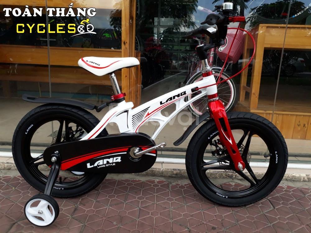 Xe đạp trẻ em hiệu LANQ dành cho bé 2-7 tuổi