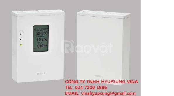 Thiết bị  đo CO2, đo nhiệt độ, độ ẩm GMW90 - Vaisala