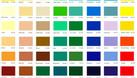 Bảng màu Sơn  dầu Alkyd Sumo AC  (ảnh 4)