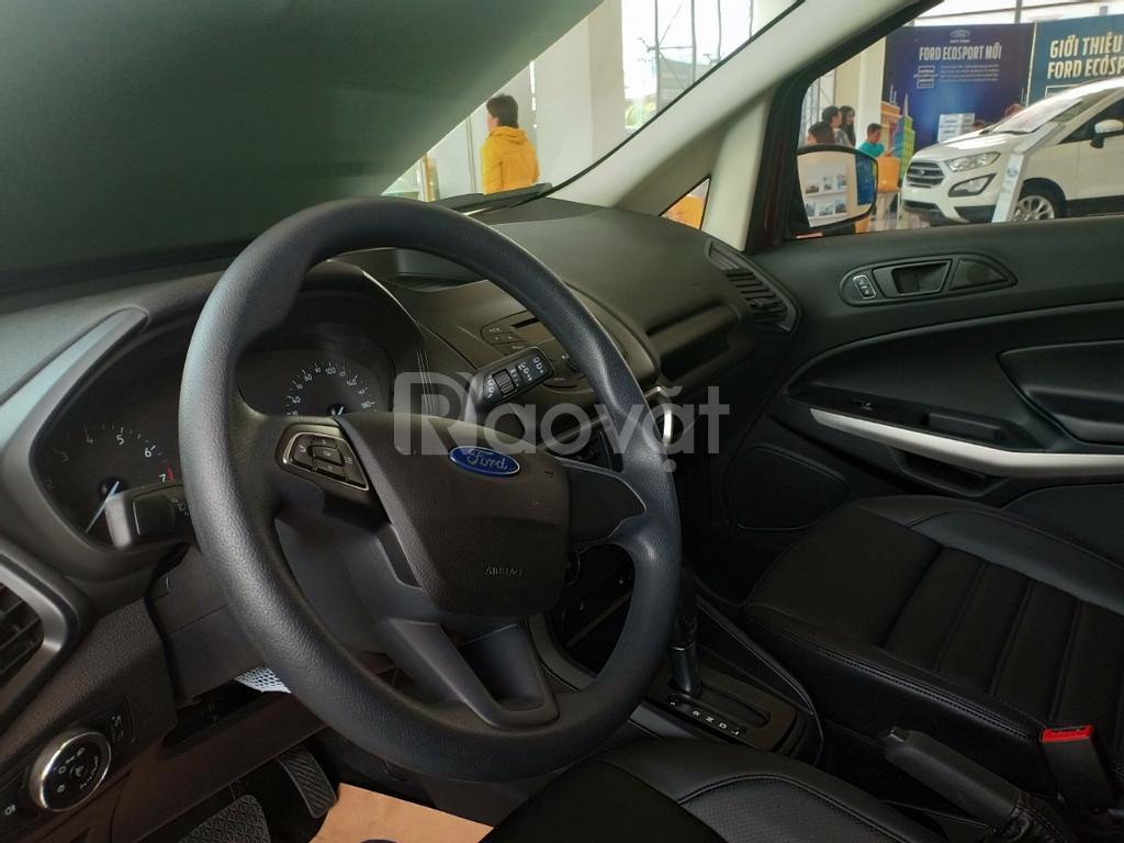 Ford Ecosport, tặng bảo hiểm xe, nhiều phụ kiện, giảm giá tiền mặt