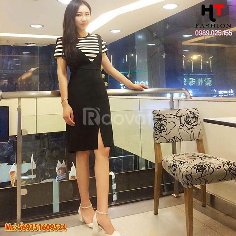 Thời trang bigsize HT-Fashion - Váy đầm mùa hè bigsize