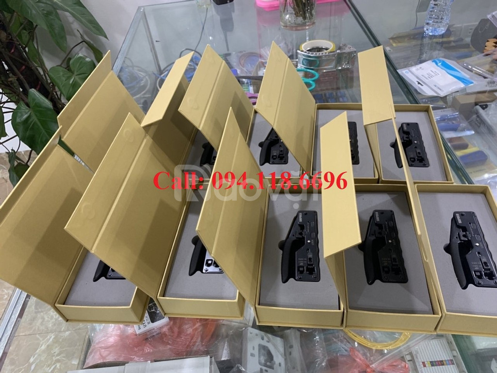 Kìm bấm Cat6A/ Cat7 chuyên dụng RJ11-RJ12-RJ45 hãng SHIPUCO