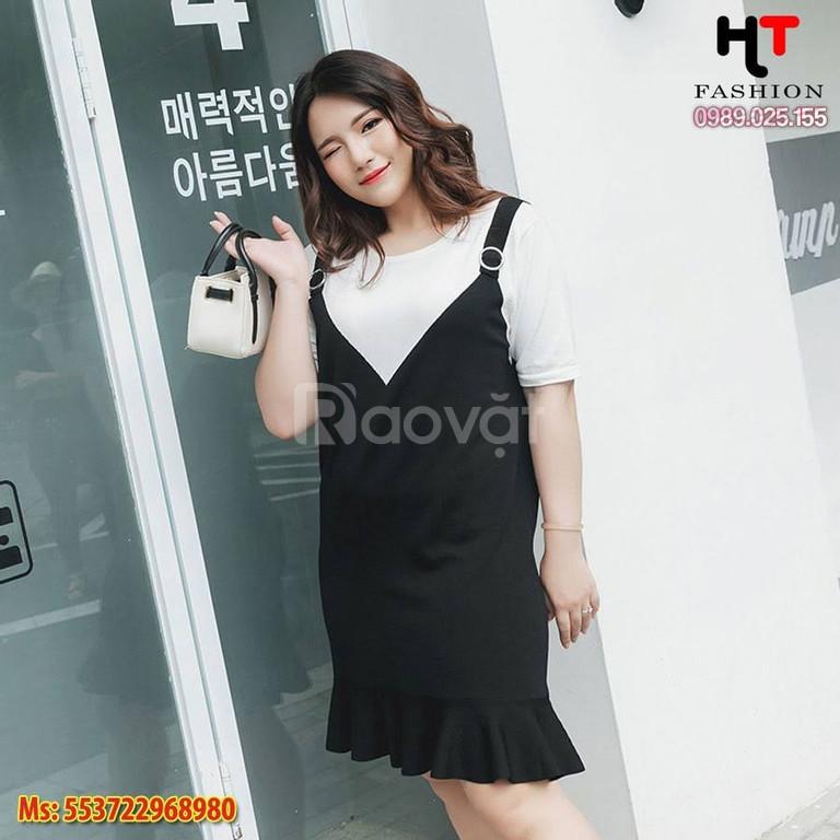 Váy đầm bigsize HT-Fashion - Shop váy đầm big size