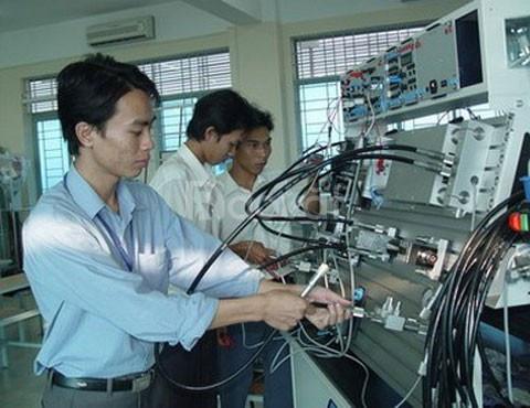 Địa chỉ học nghề điện công nghiệp