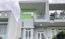Nhà 1 trệt 2 lầu đường Phan Văn Hớn, Hóc Môn, giá 1tỷ7tr