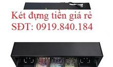 Bán két đựng tiền thu ngân giá rẻ tại Bạc Liêu