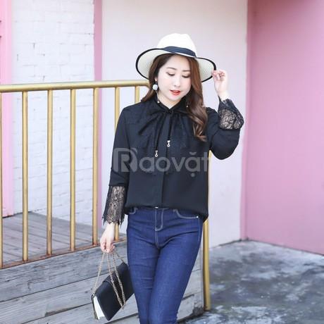 Cửa hàng thời trang bigsize tại Hà Nội - Áo sơ mi trung niên bigsize
