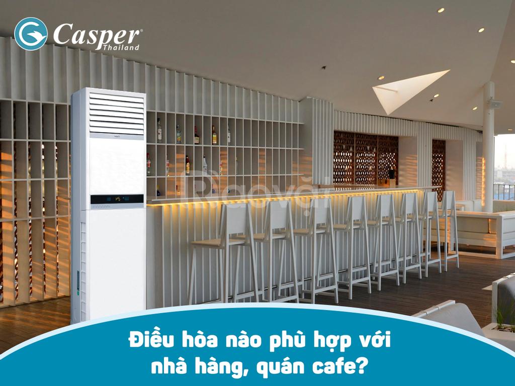 Cung cấp máy lạnh tủ đứng Casper nhập khẩu Thái Lan  giá sỉ rẻ